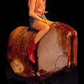 Just Some Mechanical Bull Riding
