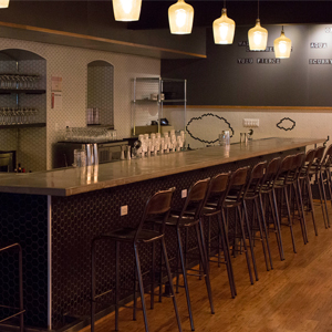Welcome to Off Color's Much Anticipated New Taproom