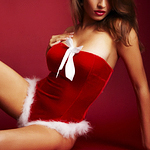A Place to Get Naughty with Santa