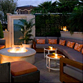 Rooftop Drinking in Beverly Hills