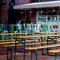 The Standard Beer Garden