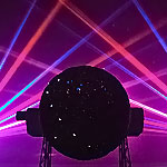 A Laser Show Fest at the Planetarium
