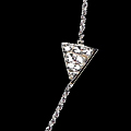 Play Side Diamond Necklace