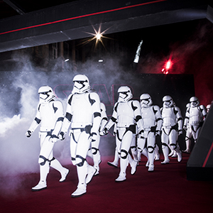 You've Got Stormtroopers to Fight