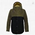 Filson x Burton Squire Snowboard Jacket