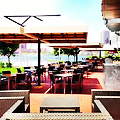 B'more's Stunning New Harborside Patio