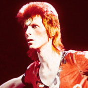 It's a David Bowie Rock Spectacular