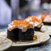 Chicago's First Conveyor Belt Sushi Joint