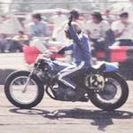 Evel Knievel. Oldsmobiles. America.