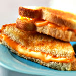 Gratis Grilled Cheese Sandwiches, Here