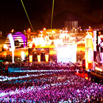 A Giant Rio Music Fest Does Vegas