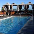 Cabanas and Champagne at the Four Seasons