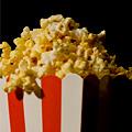 La Folie Lounge's Truffled Popcorn