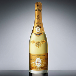 Behold: A Magnum of Cristal 2007