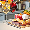 Endless Sangria and Tapas for Two: $35