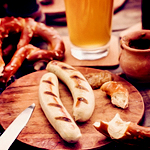 Bar Agricole's Sausage-and-Beer Moment