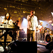 An LCD Soundsystem–Inspired Dance Party Sounds About Right