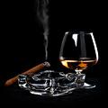 Cigar Training at Bourbon Steak