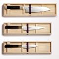 Sharp Knives. In Both Senses.