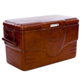 The Leather Beer Cooler