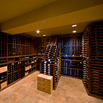Hunkering Down in a Wine Cellar