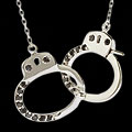 Jack Vartanian Handcuff Necklace