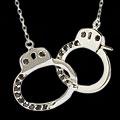 Jack Vartanian Handcuff Necklace