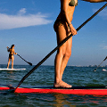 Stand-Up Paddleboarding at Crissy Field