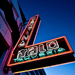 Stripper Comedians at Malo? Pardon?