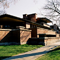 Robie House After Dark