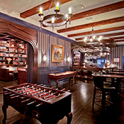 The Game Room at the Wellesbourne