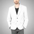 A Bold White Jacket