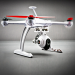 UD - You Say Drones, We Say Quadracopters
