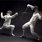 You're Getting into Fencing This Year