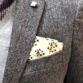 Hugh & Crye Debuts New Pocket Squares
