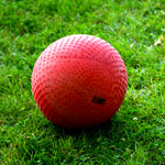 Kickball, on a Golf Course, with Beer