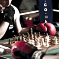 Time for Chessboxing. Yes, Really.