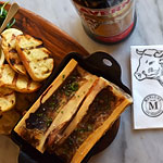 Marlowe's Off-Menu Bone Marrow Luge