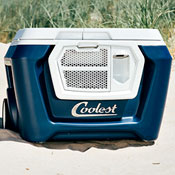 The Cadillac of... Beach Coolers