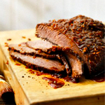 You've Got Mail. It's Smoked Brisket.