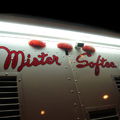 Catching a Ride on Mister Softee