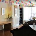 The Upstairs Gallery at Casa Mezcal