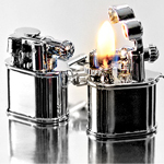 Behold the Wonder of Lighter Cufflinks