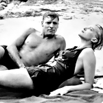 Burt Lancaster. So Much of Him.