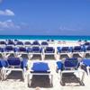 La Spiaggia's Beach Chair Rentals