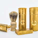 JFK's Shaving Kit