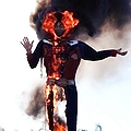 Big Tex Burns Down