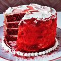 Founding Farmers' Red Velvet Cakes