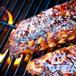 UD - Tailgating with Ribs and Whiskey