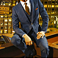Suitsupply and Michael Andrews Bespoke